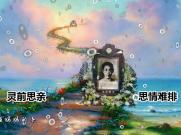 R291 葬礼-拉住妈妈的手|悼念追思先人老人去逝|会声会影模板