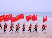 《美好新时代》含伴奏版 歌颂祖国大屏幕LED背景视频