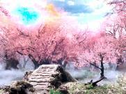 《凉凉》含伴奏三生三世十里桃花大屏幕LED高清背景视频